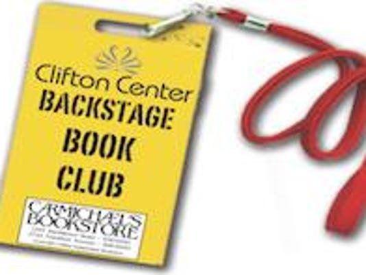 Clifton Center book club