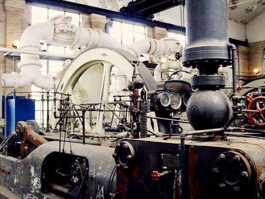Shreveport Water Works Museum.
