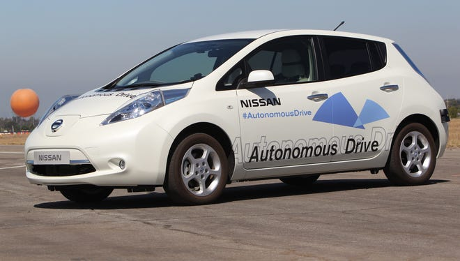 Nissan announced that the company will be ready with multiple, commercially-viable Autonomous Drive vehicles by 2020.