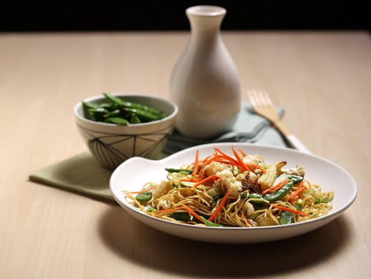 Ginger scallion noodles: Bold flavor for wintry days