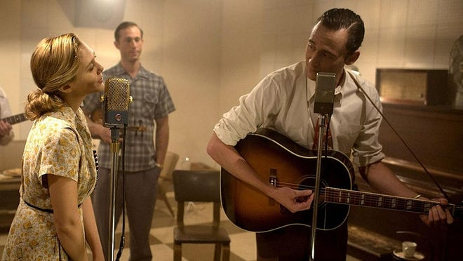 """""""I Saw the Light"""" is the story of the legendary country western singer Hank Williams, who in his brief life created one of the greatest bodies of work in American music. It stars Elizabeth Olsen and Tom Hiddleston."""
