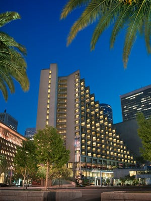 Hyatt Hotels will debut a new loyalty program March 1 called World of Hyatt. Guests will be able to redeem points at hotels such as the Hyatt Regency San Francisco.