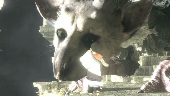 Could Sony's E3 press conference reveal more about the status of Team Ico's 'The Last Guardian'?