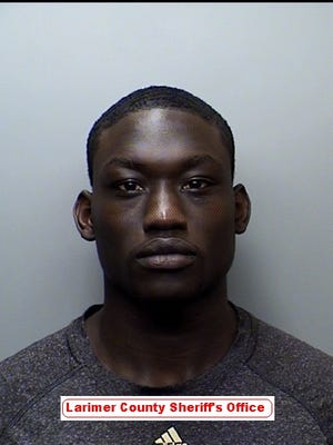 CSU men's basketball player Che Bob was arrested Thursday on a bench warrant for failing to appear in court in a matter pertaining to a previous arrest on a DUI charge.