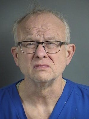 Douglas Melvin Winslow, 66, of Coralville, was arrested Friday, Jan. 19, 2018, and charged with prostitution.