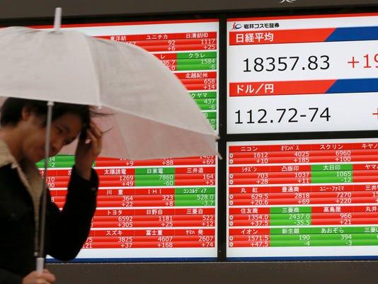 AP JAPAN FINANCIAL MARKETS F I JPN