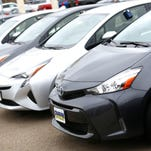 Mansfield has bucked the trend of declining hybrid sales with auto dealers seeing their sales increase compared to last year.