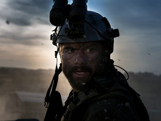 James Badge Dale plays Tyrone 'Rone' Woods in '13 Hours: