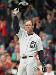 Former Detroit Tigers shortstop and manager Alan Trammell.