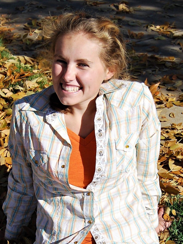 Faith Weber is a senior at Dutton-Brady High School.