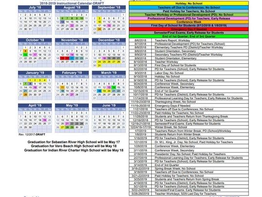 Download School Calendar