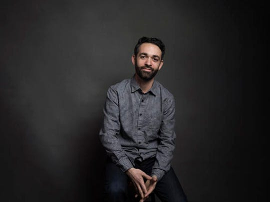 Director Adam Sobel poses for a portrait to promote