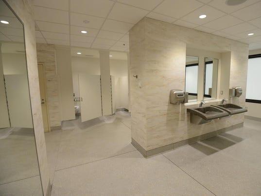 This Airport Has America S Best Bathroom