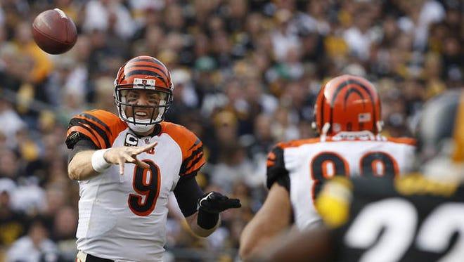 Former Bengals quarterback Carson Palmer