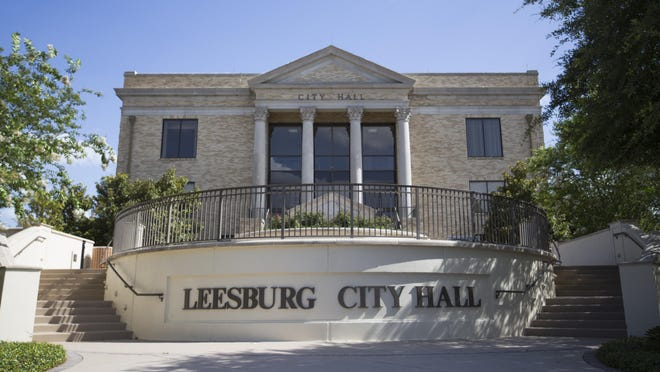 Leesburg City Hall