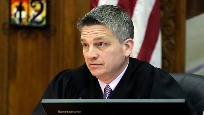Milwaukee County Circuit Judge David Borowski