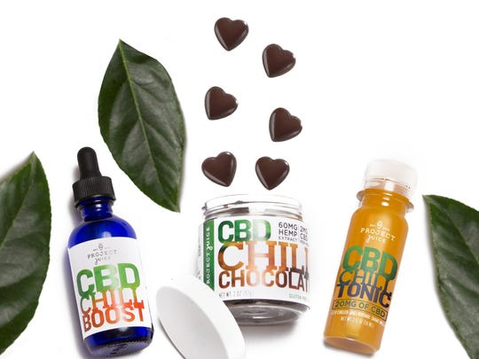 Project Juice, a San Francisco-based chain, is debuting new products in its CBD Chill line, which is derived from the hemp plant.