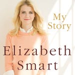 'My Story' by Elizabeth Smart comes out Oct. 8.
