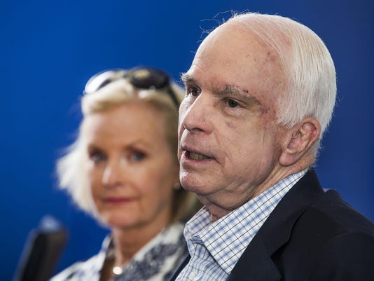 cindy mccain and john mccain