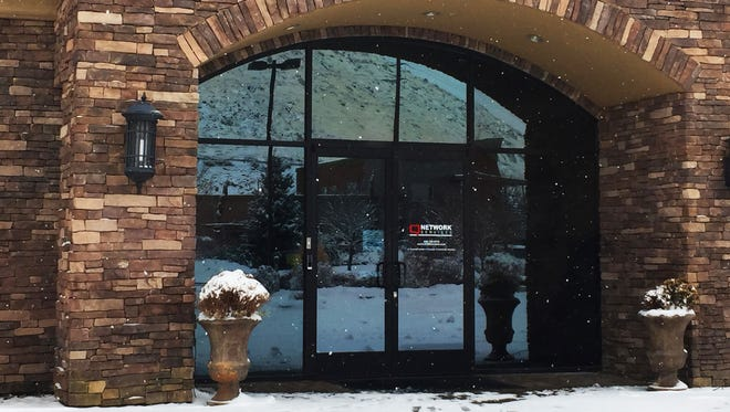 A photo of Network Services Solutions' office in Reno taken Jan. 5, 2017.