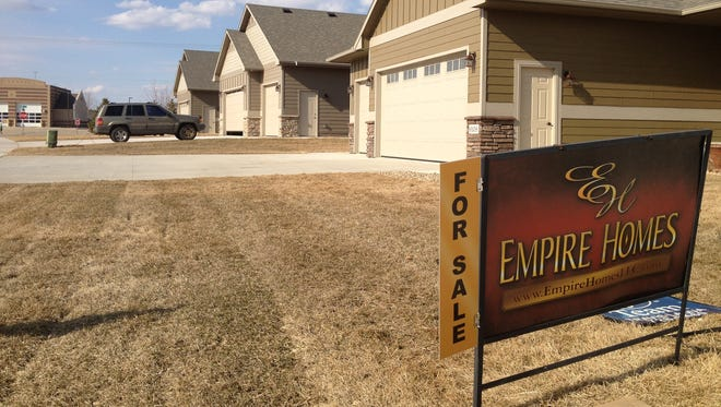 The average house in Sioux Falls spent 84 days on the market before selling in September.