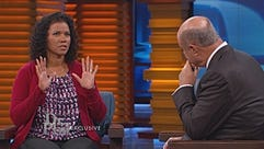 """""""Lisa"""" tells her story to Dr. Phil."""