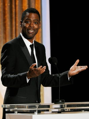 Chris Rock at the 2014 Governors Awards on  Nov. 8, 2014