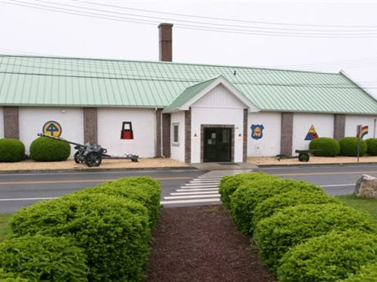 The National Guard Militia Museum of New Jersey in Sea Girt.