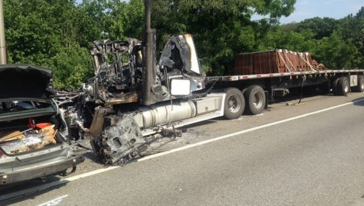 Fatal New Jersey crash on I-287