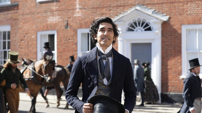 "Dev Patel has the lead role in ""The Personal History of David Copperfield."""