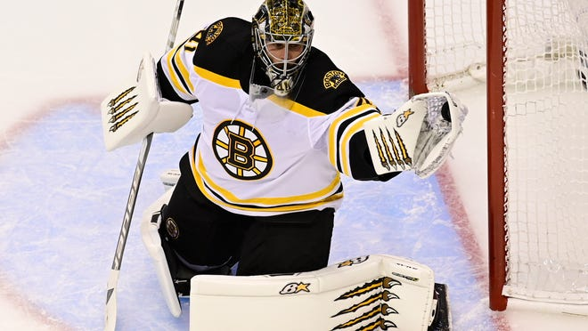 Bruins goaltender Jaroslav Halak got the nod to start Game 3 on Wednesday night.