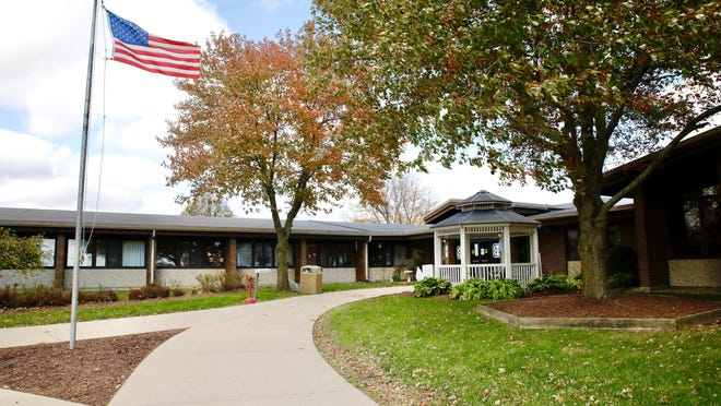 Maple Crest Care Centre, 4452 Squaw Prairie Road, Belvidere, is an 86-bed facility that opened in 1971.