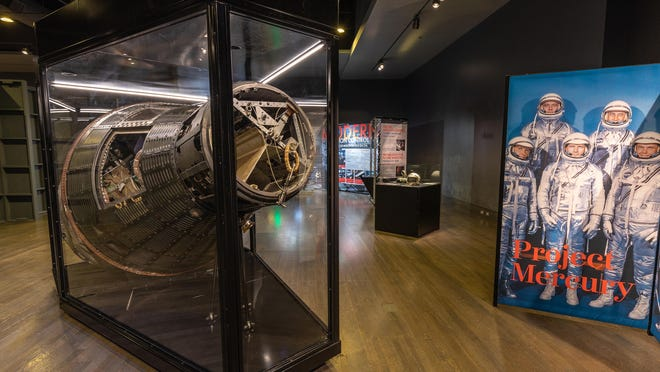 The Liberty Bell 7 is coming to the Kansas Cosmosphere.