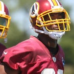 Redskins' Breeland expected to miss 4-6 weeks with bad knee