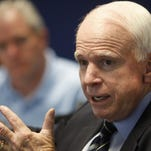 Robb: Is John McCain reneging on his promise to repeal Obamacare?