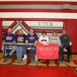 Utica's Potes, Posey commit to colleges