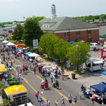 Up to 15,000 visitors and about 160 vendors are expected to visit the square in downtown Gallatin this Saturday for the 13th annual Squarefest.