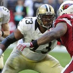 Packers sign former Saints guard Evans