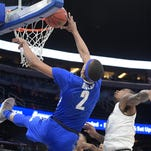 Cincinnati Bearcats rally from 13-point halftime deficit, beat Memphis in AAC semifinals