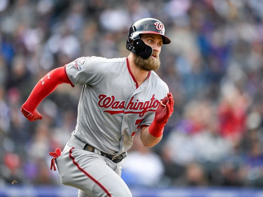 A person familiar with the negotiations tells the Associated Press that Bryce Harper and the Philadelphia Phillies have agreed to a $330 million, 13-year contract, the largest deal in baseball history.