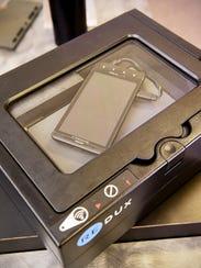 The Redux machine at the Verizon Wireless retailer