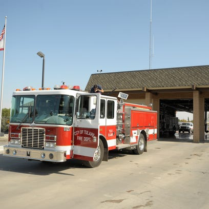 Tulare firefighters' salary among lowest in the Valley