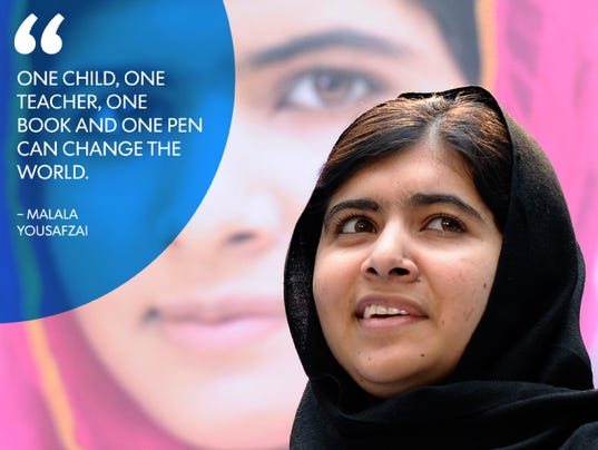 Quotes From I Am Malala Mesmerizing I Am Malala Nobel Peace Winner's Quotes