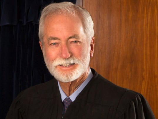 Justice Charles W. Daniels