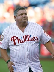 John Kruk played Major League Baseball for a decade,