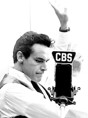 """Paul Shenar played Orson Welles in the 1975 TV movie """"The Night That Panicked America."""""""