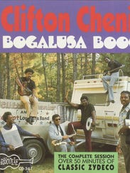 """Bogalusa Boogie,"" Clifton Chenier's 1976 album, is"