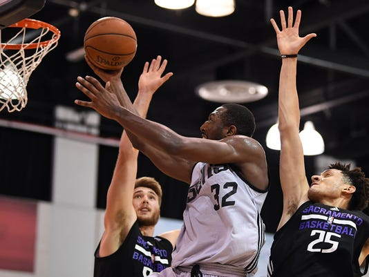 NBA: Summer League-Phoenix Suns at Sacramento Kings