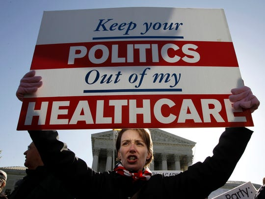 Pew poll: Health care law faces difficult future