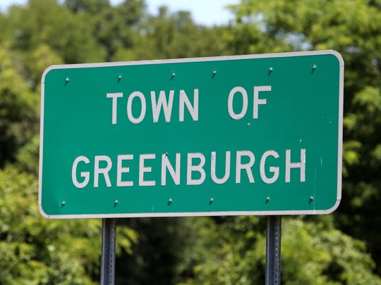 "A ""Town of Greenburgh"" sign June 26, 2018."